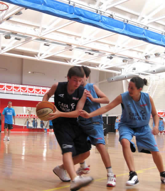 Campus Baloncesto Baskonia
