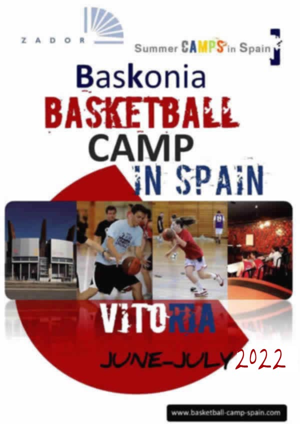 International Basketball Camp Baskonia Vitoria 2019
