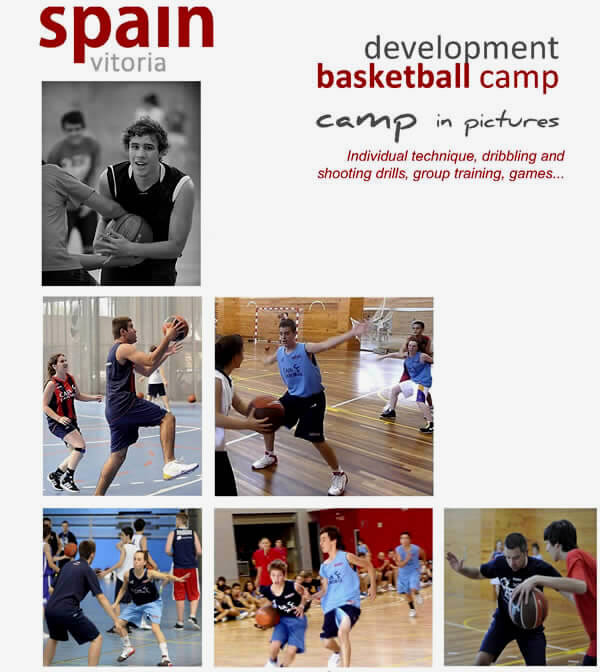 Laboral Vitoria Basketball Camp