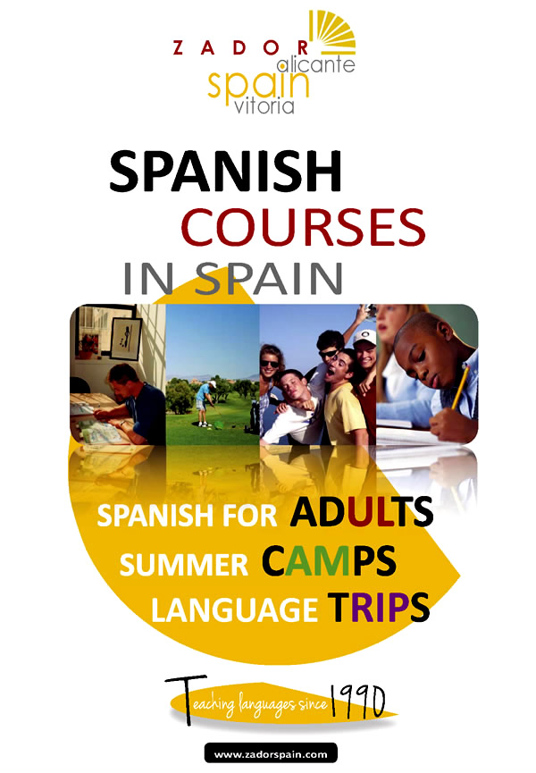 Spanish courses in Spain ZadorSpain