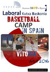 International Basketball Camp Baskonia Vitoria 2017